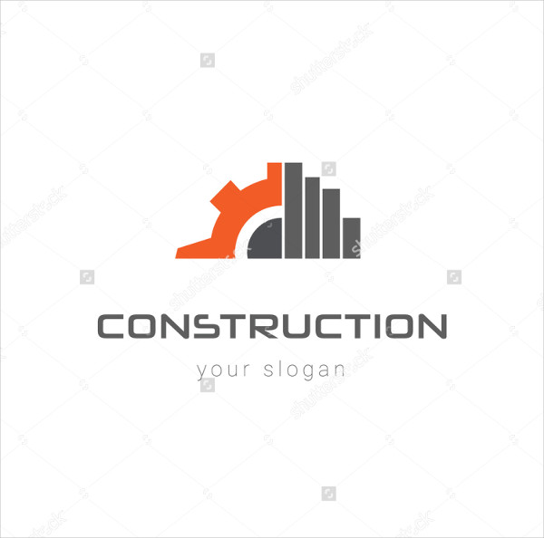 Creative Construction Logo Design