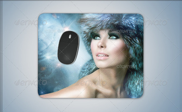 Mouse Pad Mock-Up Download
