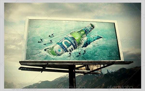 Professional Billboard Mock-Up