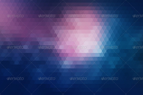 Retro Mosaic Background