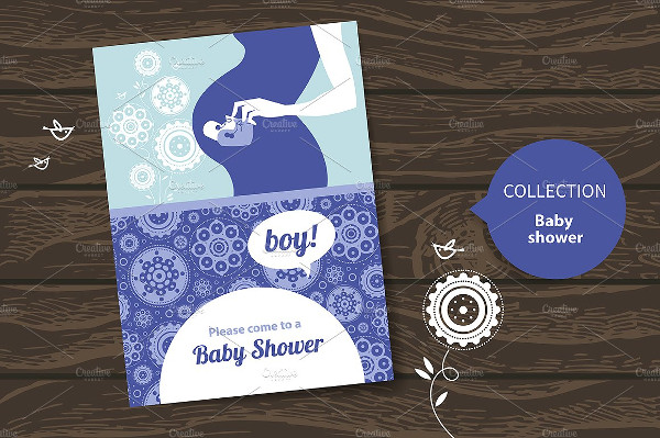 Beautiful Baby Shower Invitations Collection