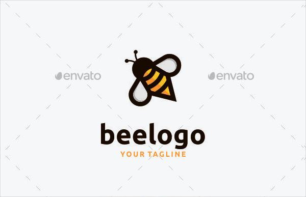 Elegant Beehive Logo Template