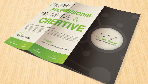 Marketing Brochure Templates