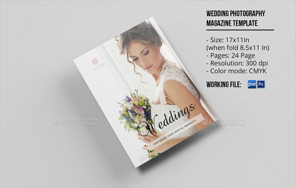 Modern Wedding Photographer Magazine