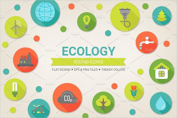 Ecology Flat Design Download