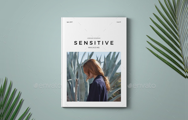 Sensitive Minimal Magazine Templates