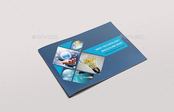 Technology Catalog Brochure Template