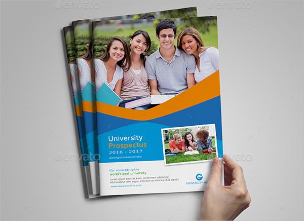 University Catalog Brochure