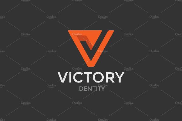 Creative Minimal Letter Logo Template