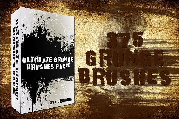 Ultimate Grunge Brush Pack