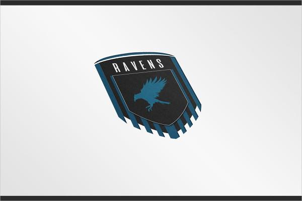 Attractive Soccer League Logo