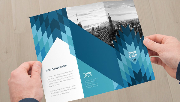 Cool Brochure Template