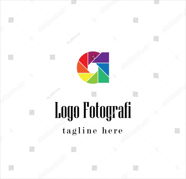 Alphabet Logo For Photography Industry