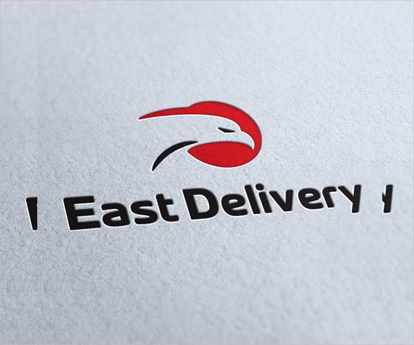 Food Delivery Service Logo Design
