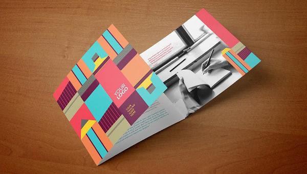 Geometric Brochure Templates
