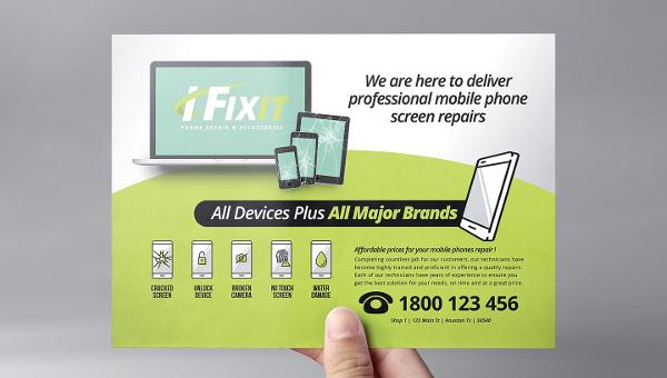 Smartphone Repair Flyer