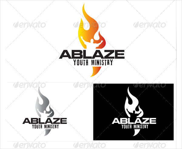 Popular Youth Logo Template