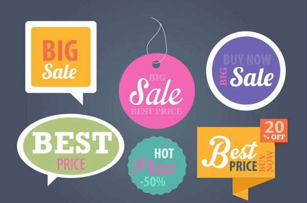 Price and Advertising Signs Templates Free