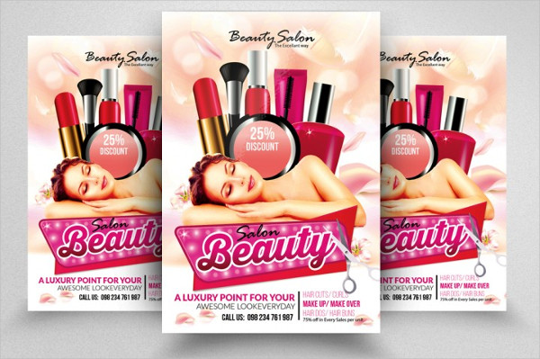 Beauty Salon Template Download