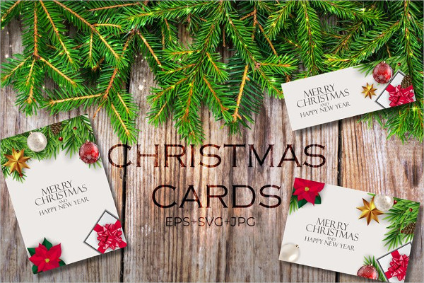 Christmas & New Year Holiday Invitations