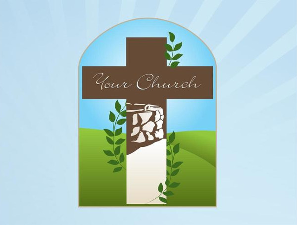 Free Church Logos Design