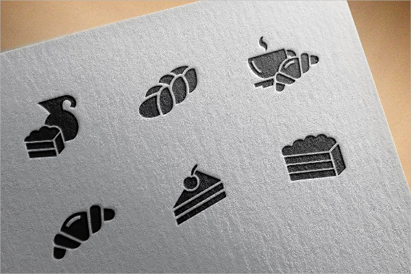 20 Bakery Products Icons