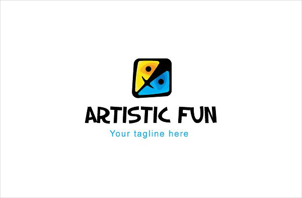 Fun & Creative Field Logo