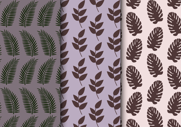 Free Tropical Exotic Pattern