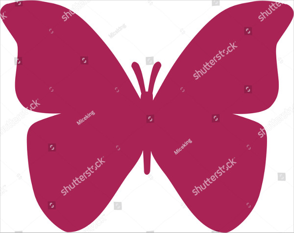 Nature Butterfly Icon