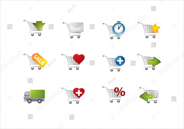 Perfect E-commerce Icons
