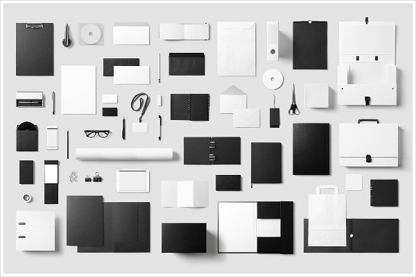 Biggest Corporate Stationery Mock-Up