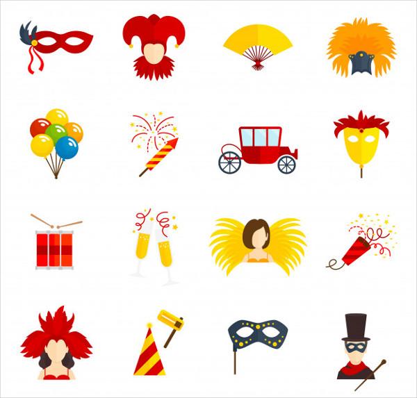 Carnival Flat Set Free Download