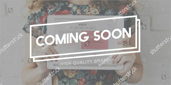 Innovation Coming Soon Page Template