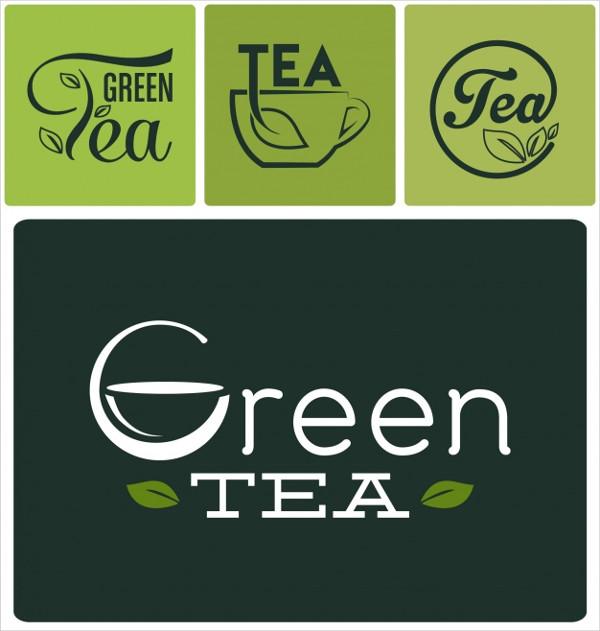 Tea Logos Collection Free Vector