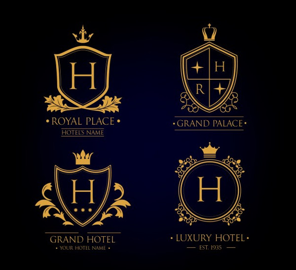 Hotel Logotype Collection Free DOwnload