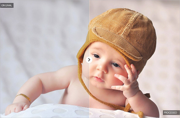 20 Born Baby Photoshop Actions