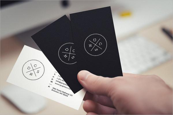 Simple Corporate Business Card Template