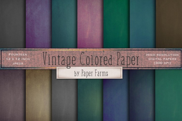 Vintage Colorful Backgrounds