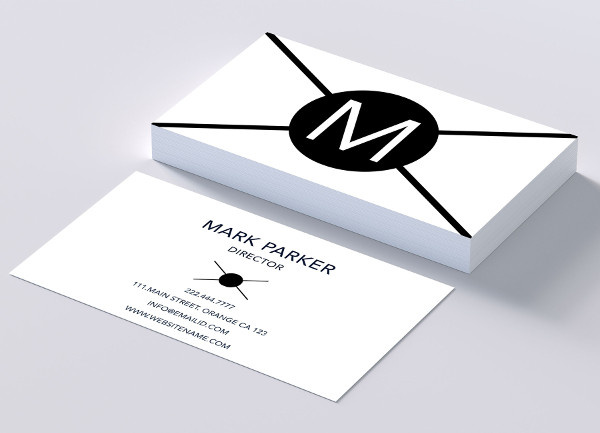 Beautiful Business Card PSD Design