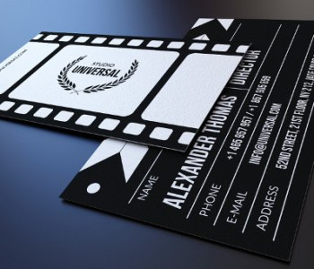 Film Business Cards