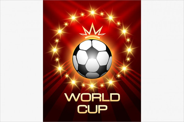 Football World Cup Poster