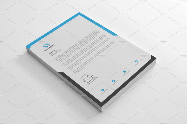 Sample Letterheads For Business