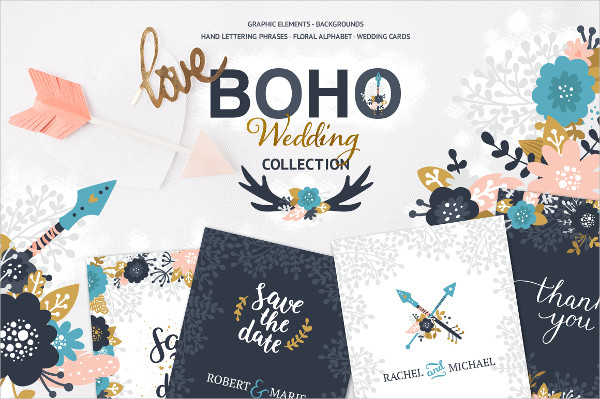 Amazing Wedding Cards Collection