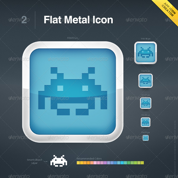 Beautiful App Icon Creator