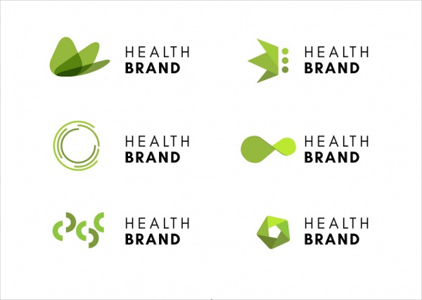 Collection of Logos for Health Industry Free
