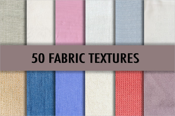 50 Fabric Texture Backgrounds