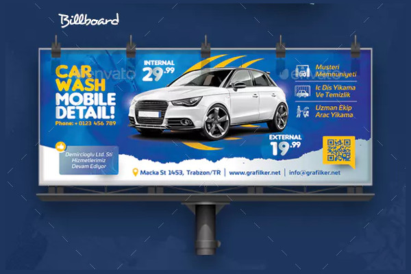 Car Wash Bundle Templates