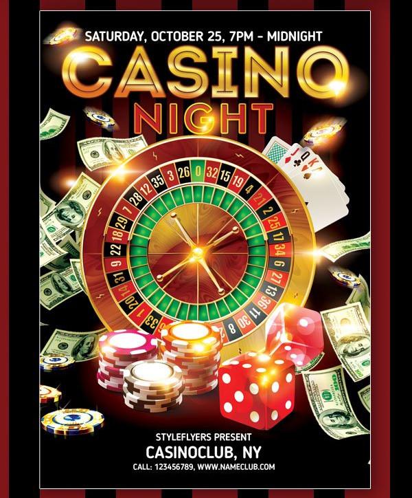 Casino Flyer Free Download
