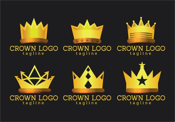 Crown Logo Vectors Free