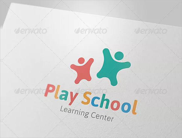 Play School Logo Design